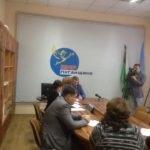 Андрей Сухачев провел прием граждан в Свердловске