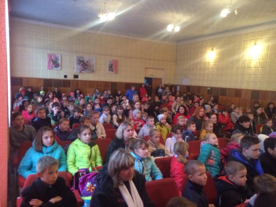 В Ровеньках прошла благотворительная акция «Ты не один» 2