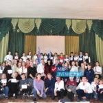 Тренинг проекта «Волонтер» ОД «Мир Луганщине» состоялся в Стаханове