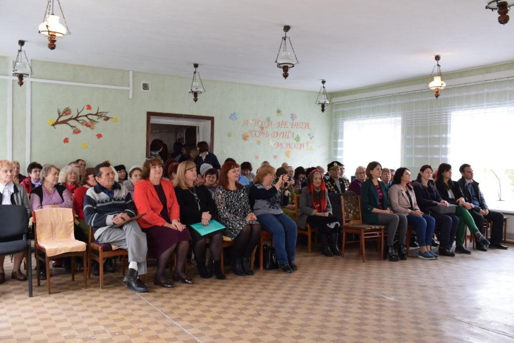 В Первомайске прошел День пожилого человека 2