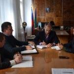 Андрей Кустов провел прием граждан в Брянке