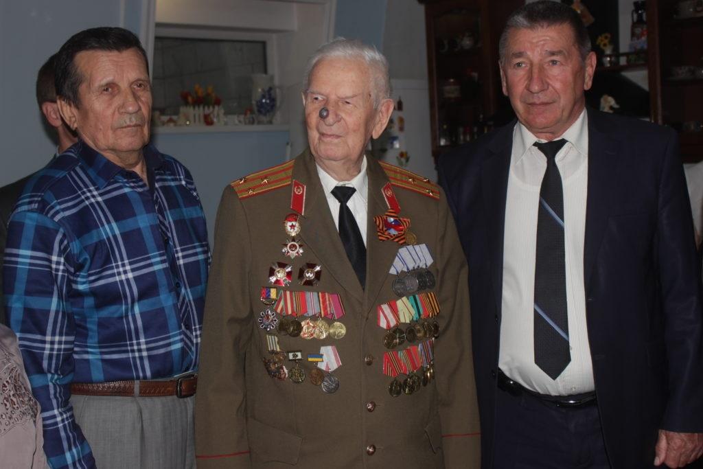 Ветерана Великой Отечественной войны  поздравили с 96-летием в Первомайске 3