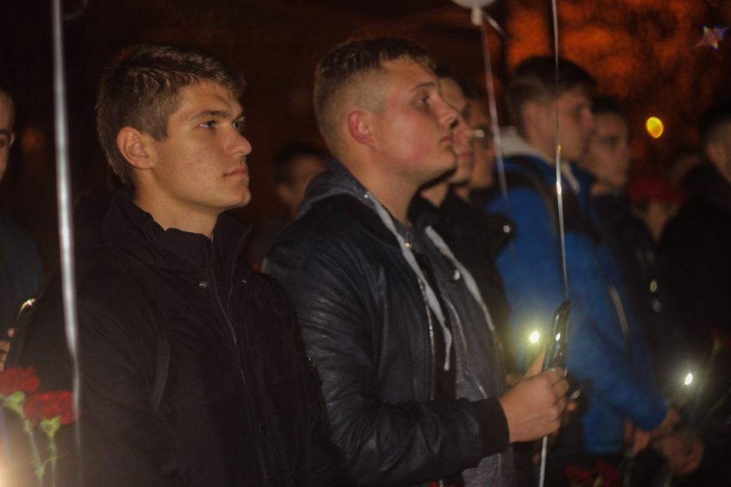 Активисты проекта «Мы помним!» почтили память погибших от агрессии ВСУ 3