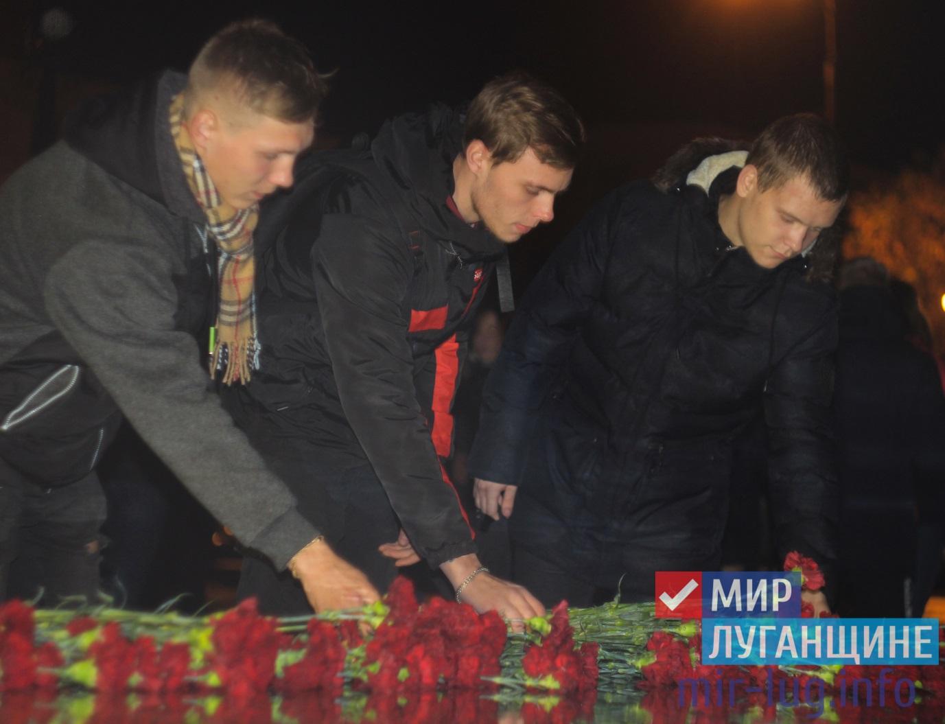 Активисты проекта «Мы помним!» почтили память погибших от агрессии ВСУ 1