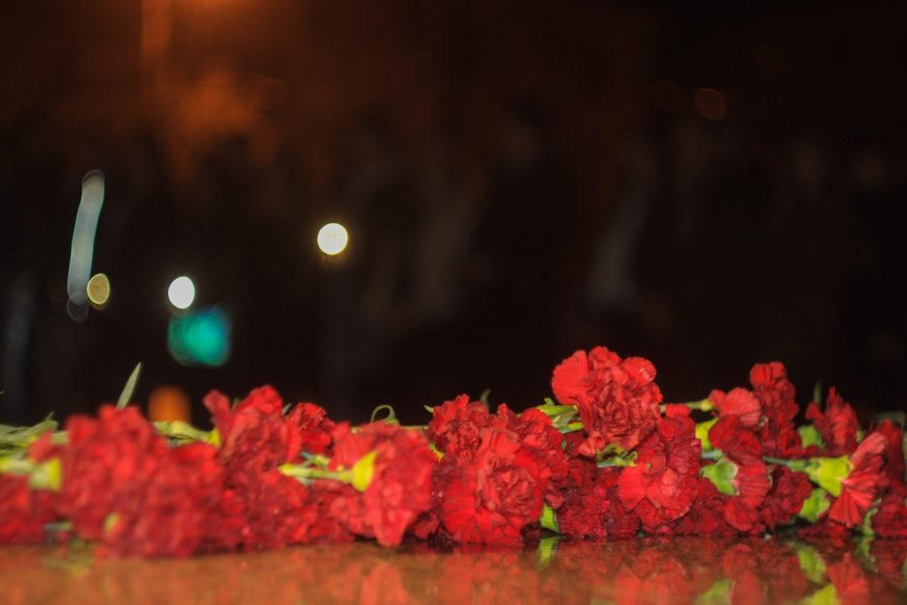 Активисты проекта «Мы помним!» почтили память погибших от агрессии ВСУ 5