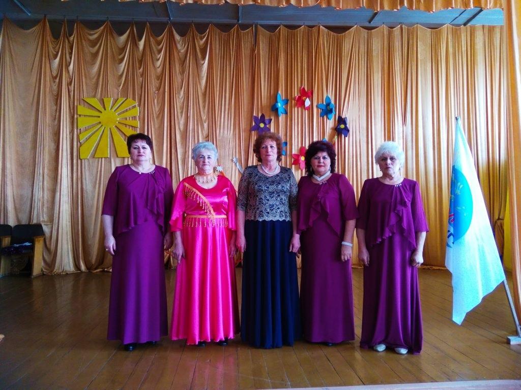 В Колпаково отпраздновали День пожилого человека 2