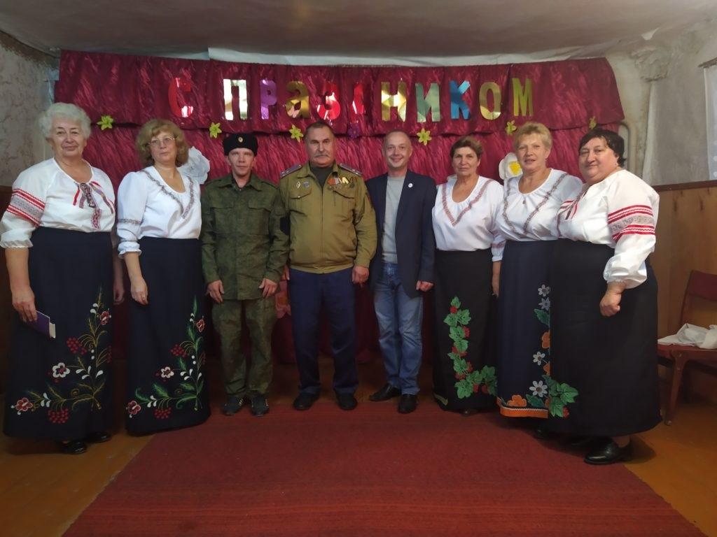 В селе Иллирия Лутугинского района отметили праздник Пресвятой Богородицы 2