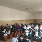 В Ровеньках состоялось мероприятие «Молодежное караоке»
