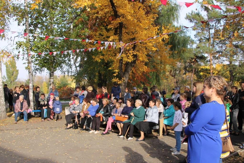Жители Каменного отметили 249-ю годовщину со дня основания поселка 1
