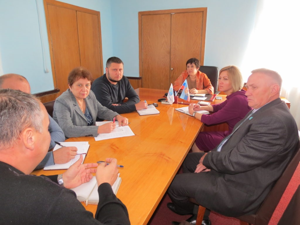 В Брянке состоялся прием Министра экономического развития ЛНР 2