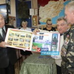 В Перевальске состоялась акция «Эстафета Памяти»