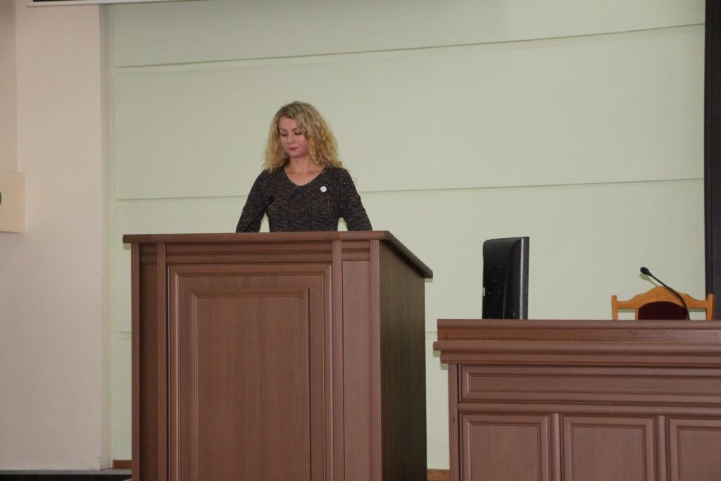 В Антраците состоялась встреча с педагогическими коллективами города и района 2