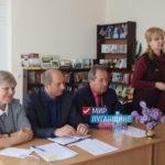 Депутат Народного Совета встретилась с педагогами Славяносербска