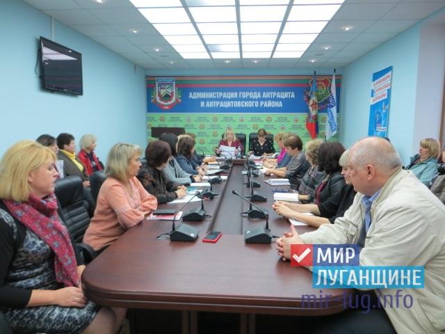 В Антраците состоялся прием Министра труда и социальной политики 1