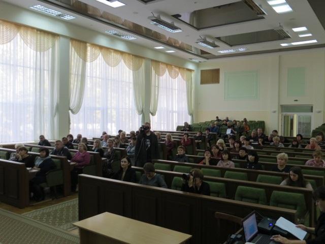 В Антраците состоялась встреча с первичным отделением работников жилищно-коммунального хозяйства и работниками ЖКХ 1