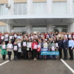 В Славяносербске состоялся Второй районный молодежный форум «Новый шаг»