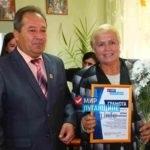 «Нам года – не беда, коль душа молода!»: торжественное празднования Дня пожилого человека состоялось в Славяносербске