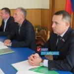 Встреча, посвященная 5-й годовщине создания ОД «Мир Луганщине, состоялась в Стаханове