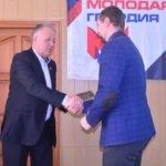 Чествование победителей туристического слета школьников и активистов ОД «Мир Луганщине» прошло в Ровеньках