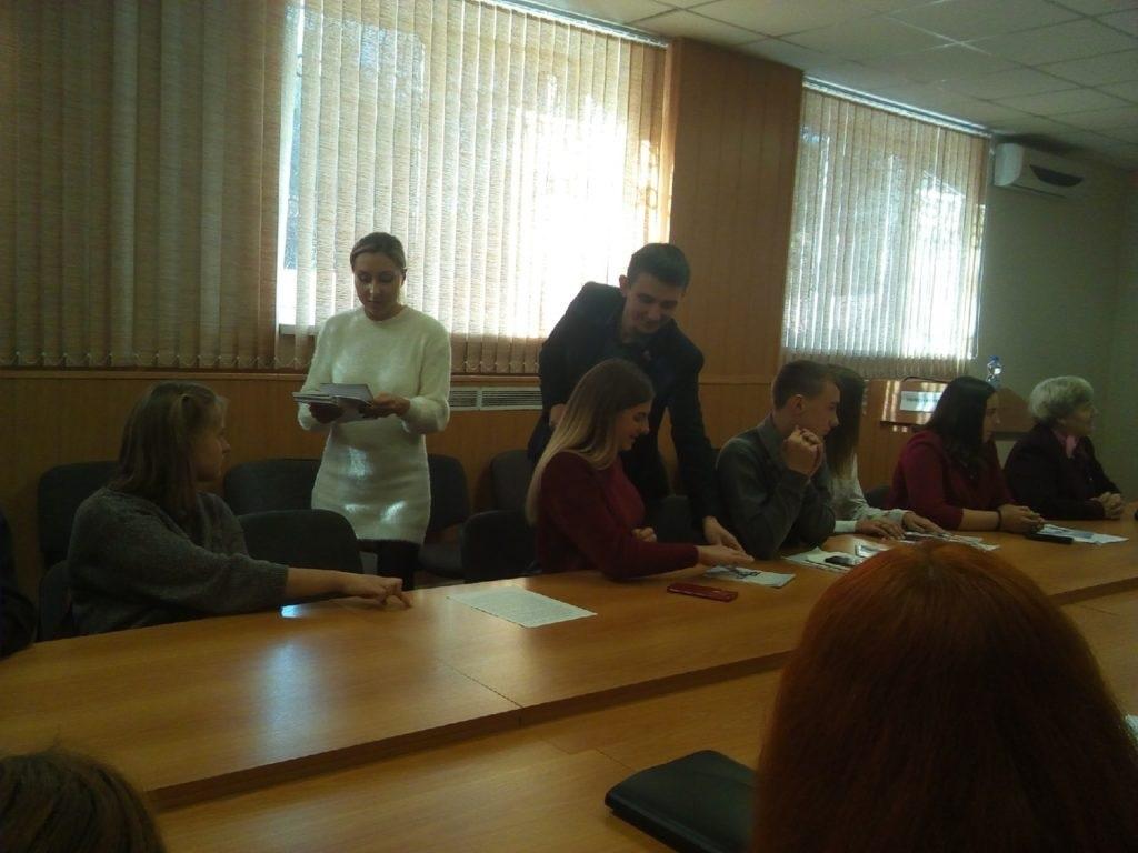 В Перевальске состоялся дебатный турнир 4