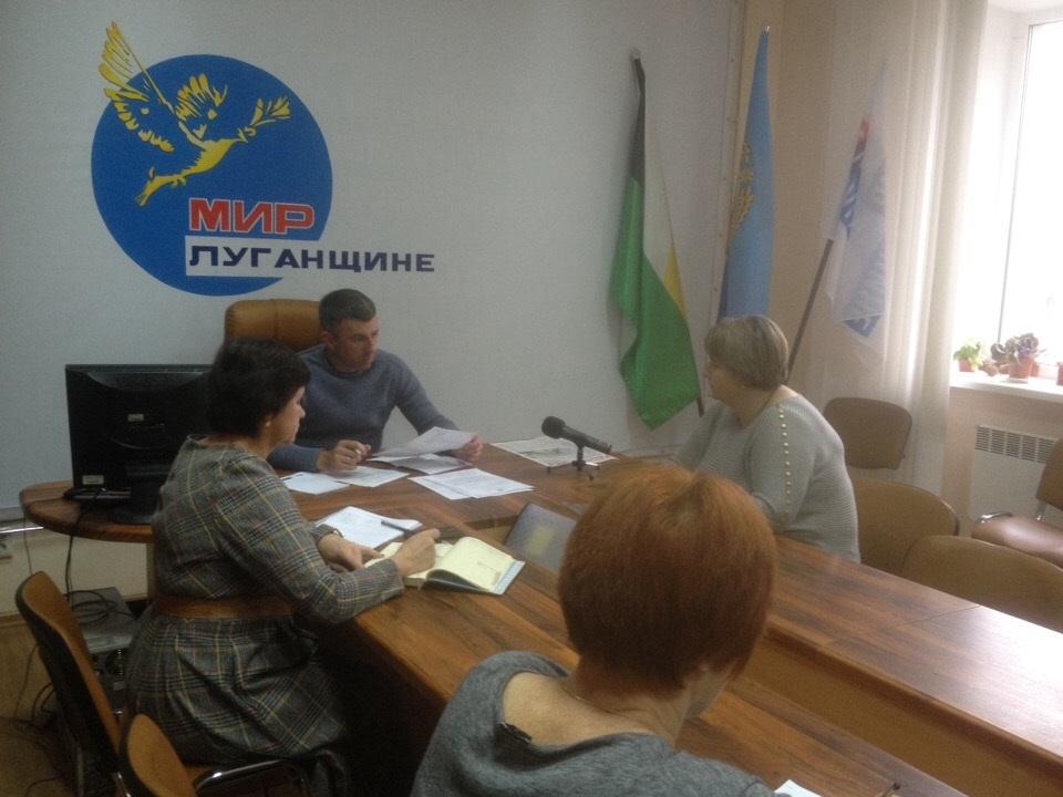 Андрей Сухачев провел прием граждан в Свердловске 1