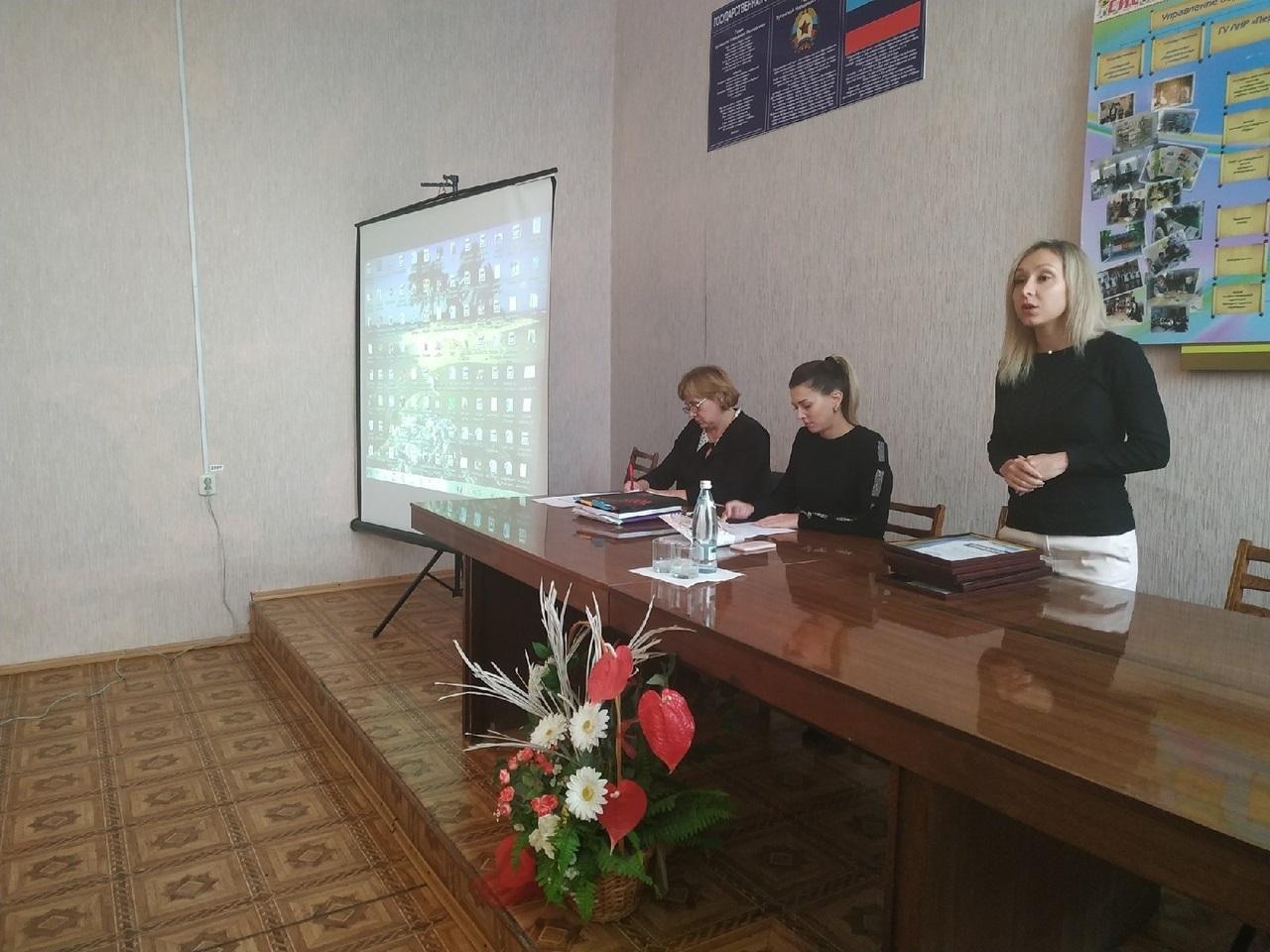 В Перевальске состоялась рабочая встреча представителей сферы образования 1
