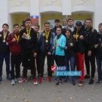Активисты проекта «Дружина» совместно со спортсменами клуба «Осьминог» завоевали 21 золотую медаль на турнире в Луганске