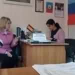 Белла Демешко провела прием граждан в Ровеньках