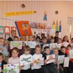 В Самсоновской школе Краснодонского района провели мероприятия, посвященные акции «Эстафета Победы»