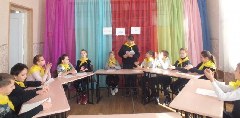 «Круглый стол» провели в Самсоновской школе Краснодонского района 1