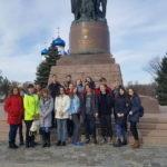 Студенты Славяносербска посетили музей «Молодая Гвардия» в Краснодоне