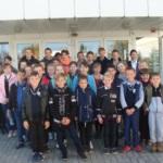 В рамках акции «Эстафета Победы» ученики посетили музей «Молодая Гвардия»