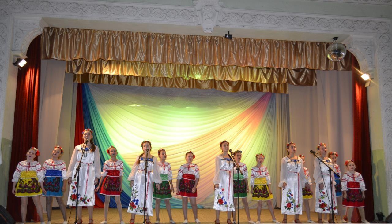В Лутугино состоялся концерт посвященный Дню народного единства 1