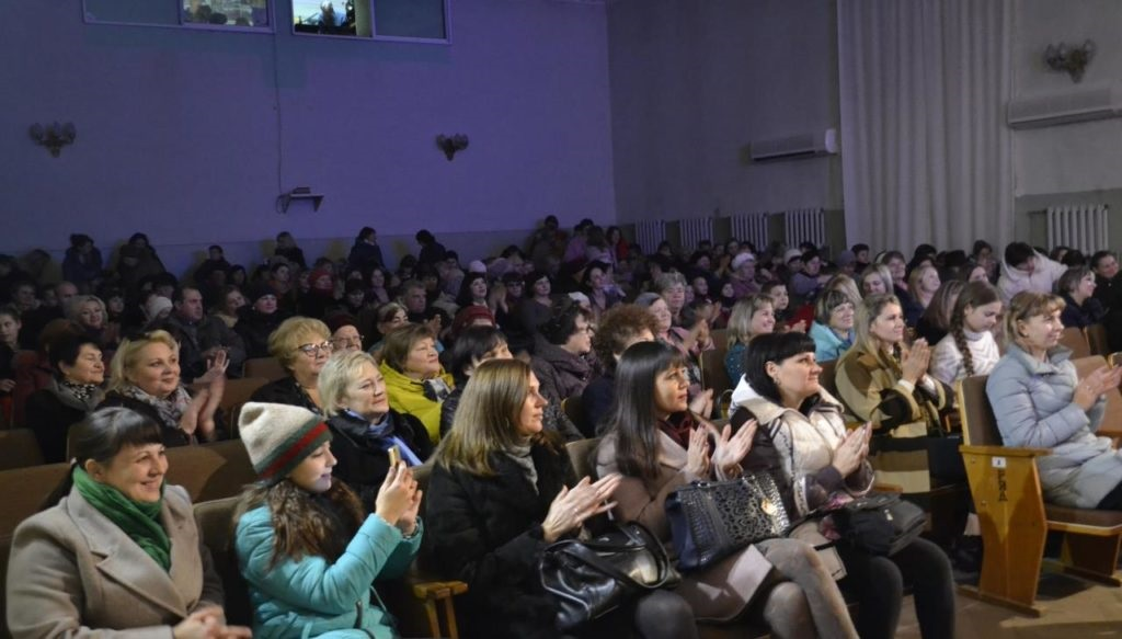 В Лутугино состоялся концерт посвященный Дню народного единства 3
