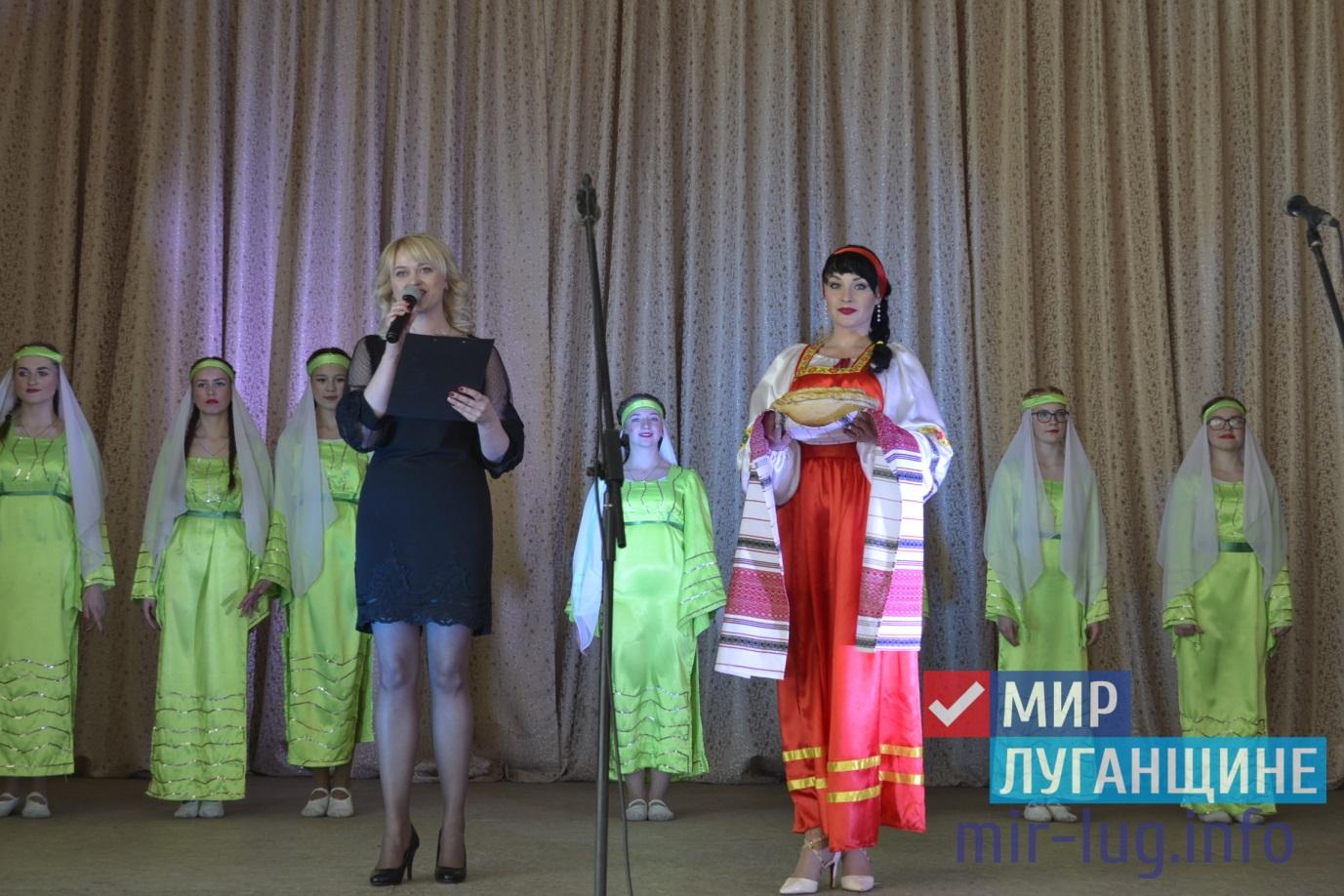 Активисты ОД «Мир Луганщине» выразили благодарность труженикам сельского хозяйства в Благовке 1