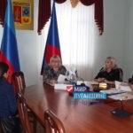 Министр труда и социальной политики ЛНР провела приём в Краснодоне