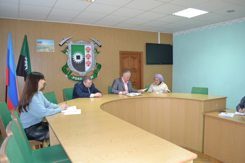 Сергей Щукин встретился с жителями в Ровеньках 3