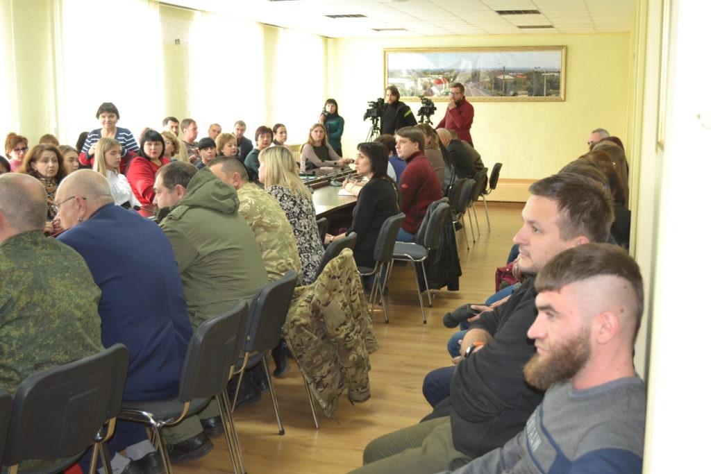 В Ровеньках состоялся круглый стол посвященный празднованию Дня народного единства 4