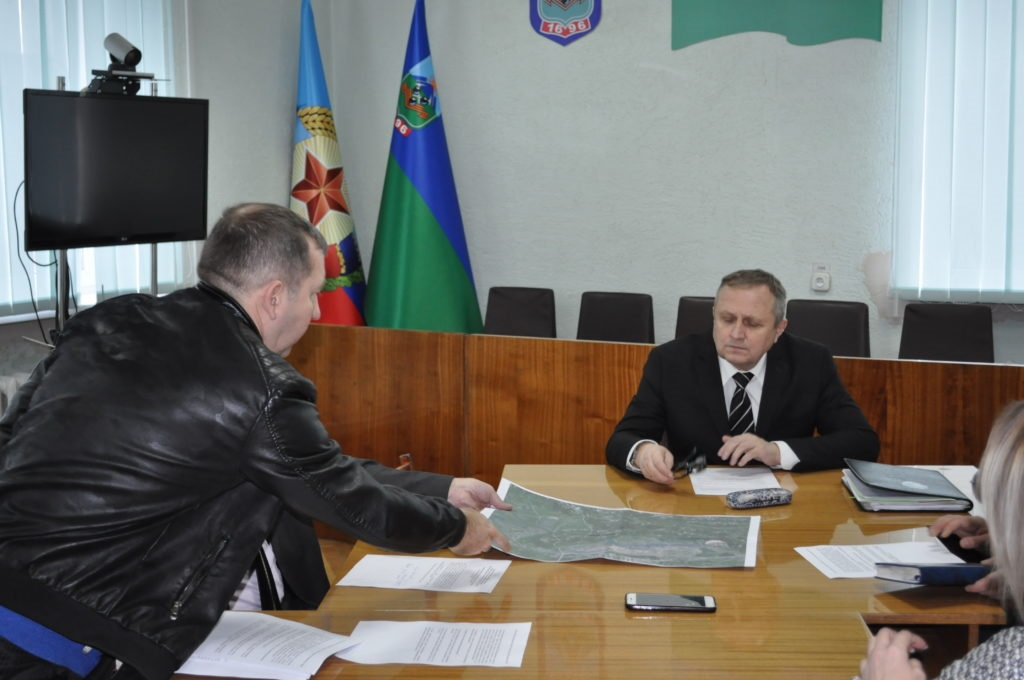 В Брянке прошел прием министра природных ресурсов и экологической безопасности ЛНР 4