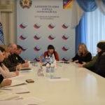 Заместитель министра строительства и жилищно-коммунального хозяйства ЛНР встретилась с жителями Первомайска