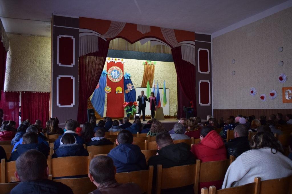 В Первомайске состоялась встреча со студентами-участниками ОД «Мир Луганщине» 5