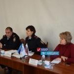Представитель МВД ЛНР провела приём в Красном Луче