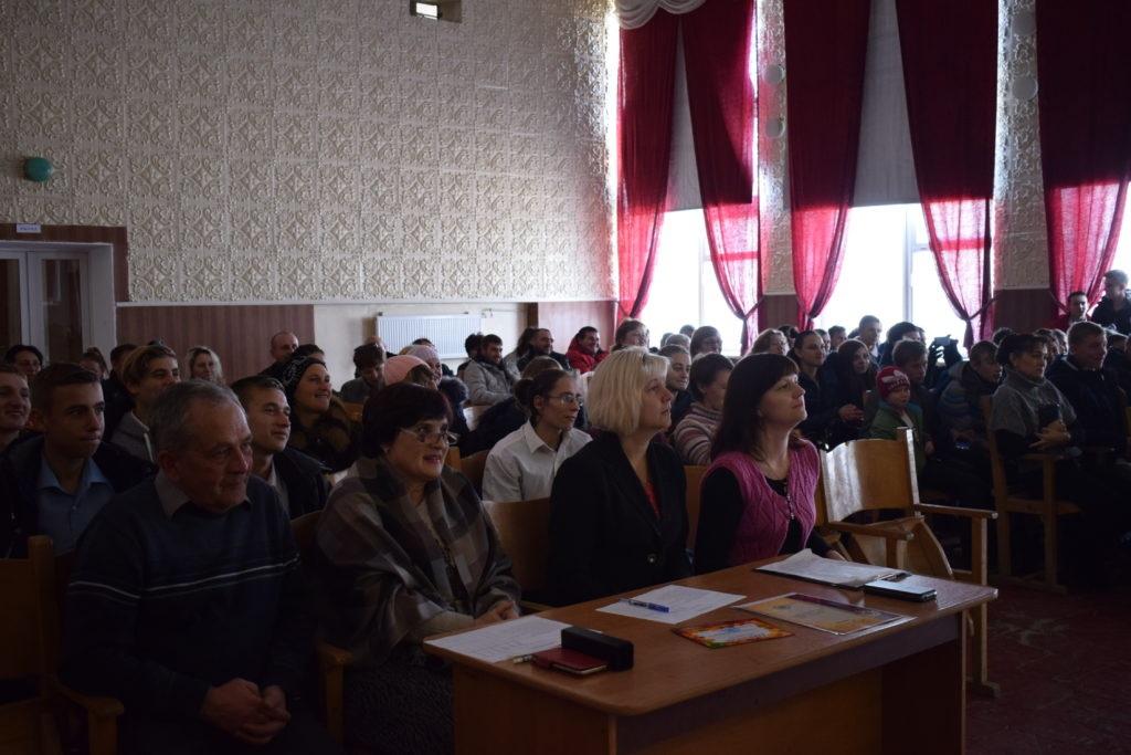 В Первомайске состоялась встреча со студентами-участниками ОД «Мир Луганщине» 4
