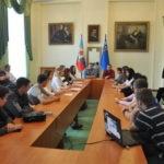 В Стаханове состоялся круглый стол на тему: «Расизм, антисемитизм, национализм, их проявление в современном мире»