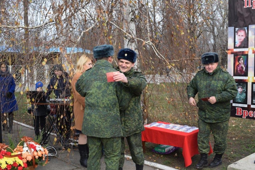 В Кировске прошел митинг посвященный 5-й годовщине первого обстрела ВСУ 5