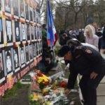 В Кировске прошел митинг посвященный 5-й годовщине первого обстрела ВСУ