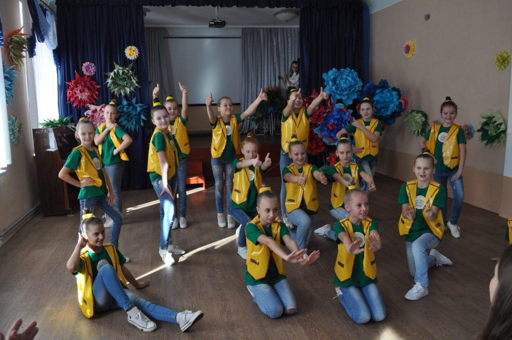 В Брянке состоялось торжественное мероприятие «В кругу друзей» 4