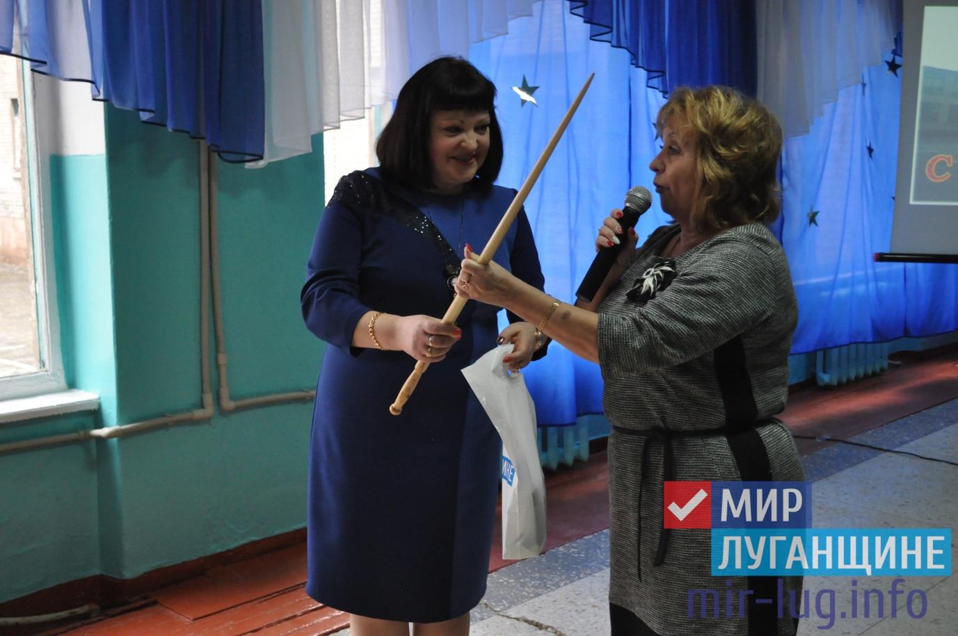 Одна из брянковских школ отпраздновала свой юбилей 1