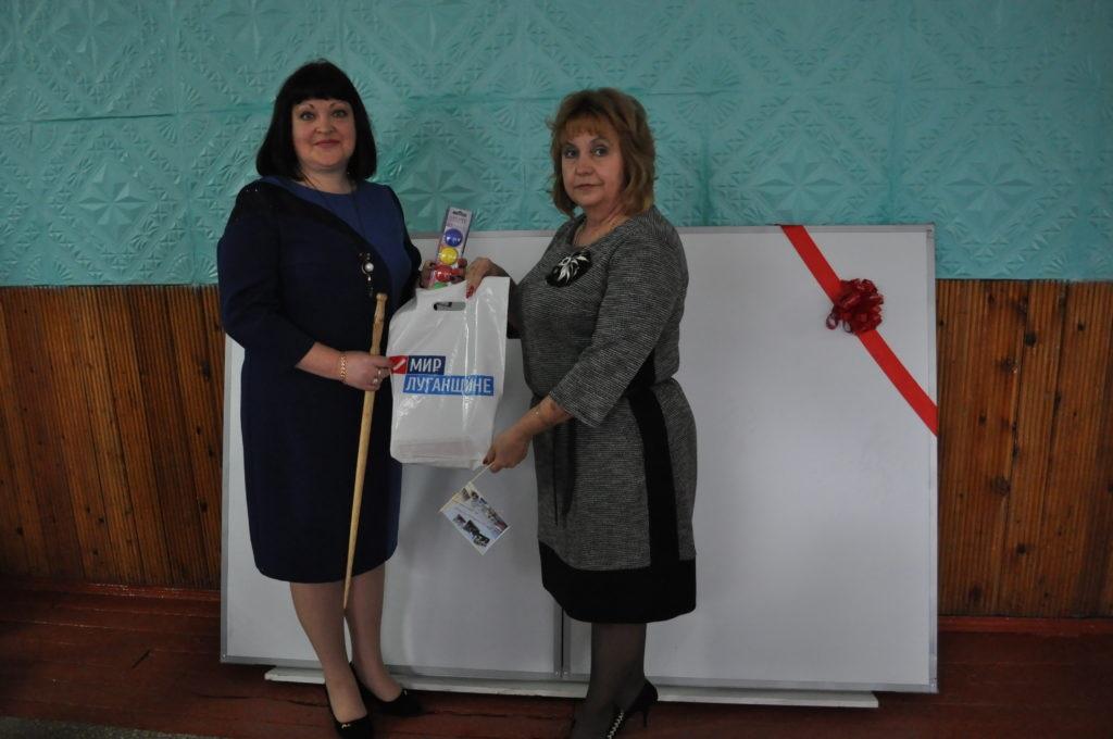 Одна из брянковских школ отпраздновала свой юбилей 3