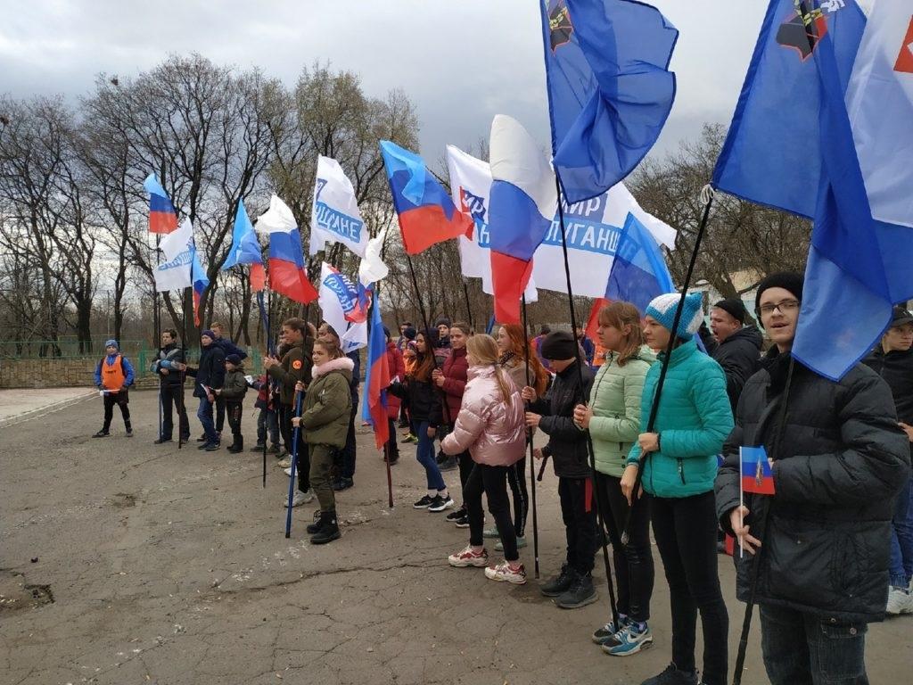 В Перевальске состоялась пробежка в честь Дня народного единства 4